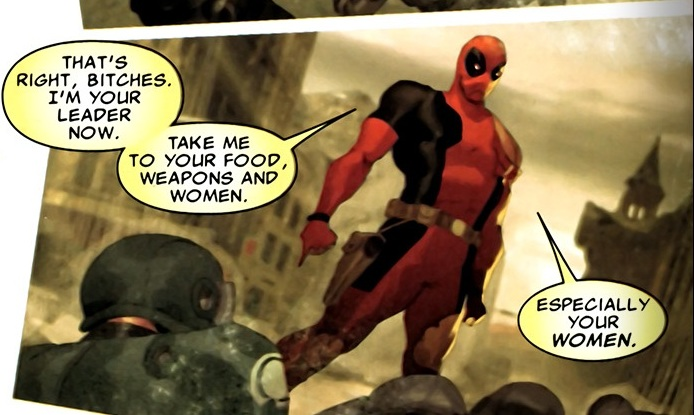 Deadpool leadership
